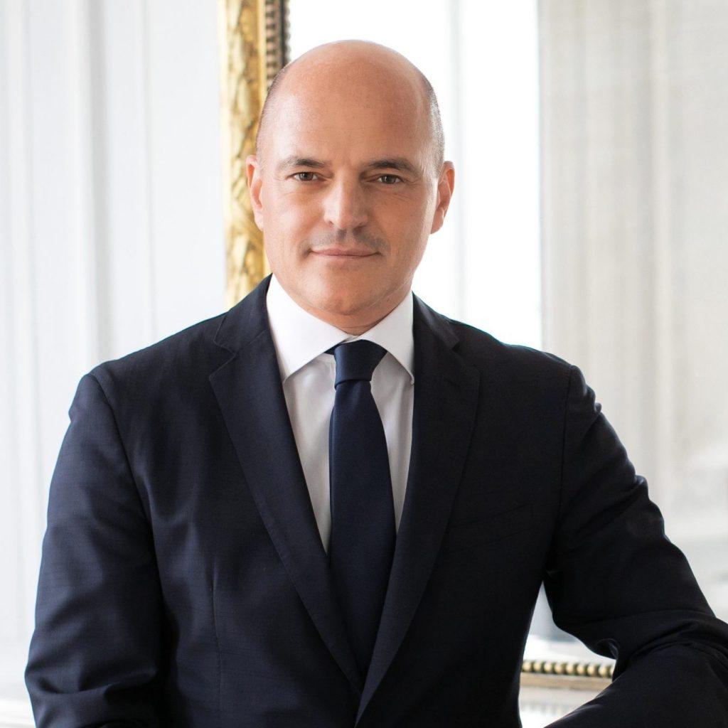 David Ambrosiano Premier Vice-Pdt, Membre du bureau du Conseil Superieur du Notariat.